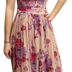 Plenty by Tracy Reese Floral Maxi Anthropologie
